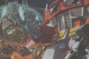 Guide to reading the comics of Transformers