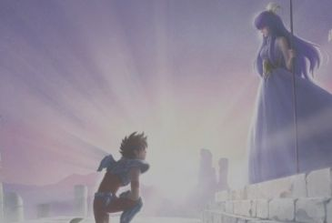 Saint Seiya: Knights of the Zodiac, the slide, the animated series on Netflix?