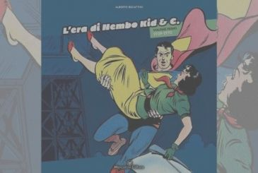 The era of Nembo Kid & C. Volume the First 1939-1970   Review
