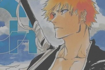 Bleach, Tite Kubo reveals the designs for Lucca