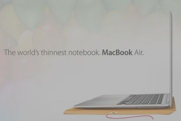 10 years ago Steve Jobs introduced the first MacBook Air [Video]