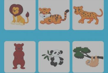 Match the pictures to the sounds: here's an app dedicated to the children