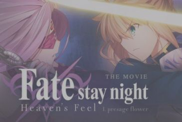 Fate/stay night at the cinema, here's the Italian trailer of Heaven's Feel 1