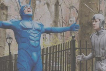 The Tick: the superhero Amazon renewed for season 2
