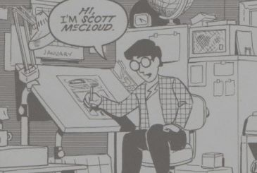Bao Publishing re-publish the essays of Scott McCloud