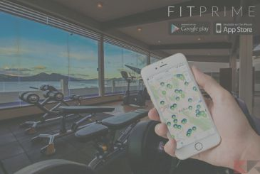 FITPRIME: the Netflix of gyms!