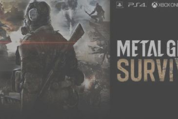 Metal Gear Survive: trailer for the beta and co-op mode