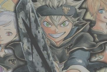 Black Clover: announced the spin-off manga, humorous