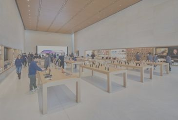Apple reveals a store in Seoul, new images of the new Apple Store opening Saturday