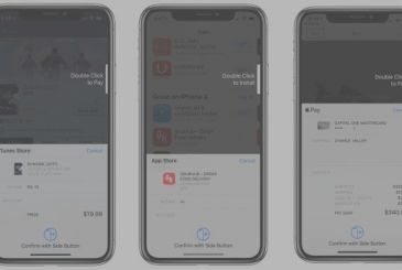 IOS 11.3 and the new screen authentication using Face ID