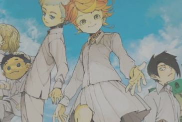 J-POP, outputs the manga as of January 31, 2018: debut of The Promised Neverland