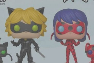Miraculous – The stories of Ladybug and Chat Noir: comes the collection Funko Pop
