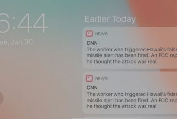 CNN blames Apple for the bug push notifications repeated