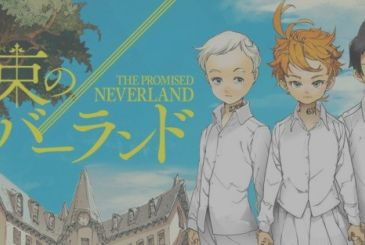The Promised Neverland-behind the scenes footage, trivia, and advances on the future of the manga