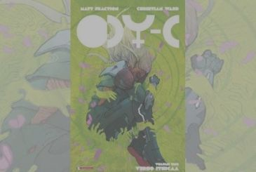 ODY-C, Vol. 1 – To Ithicaa Matt Fraction | Review