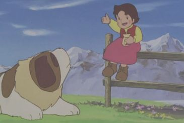 Heidi: 40 years ago, the japanese animation he conquered Italy!