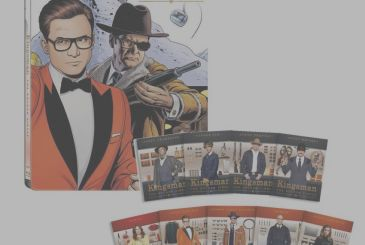 On Amazon, the (economic) Geek Mix of Kingsman: The Golden Circle!