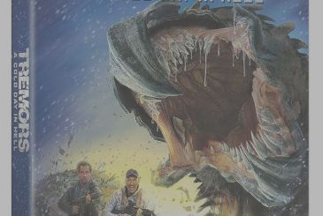 """Tremors: A Cold Day in Hell – Here is the first """"poisonous"""" trailer!"""