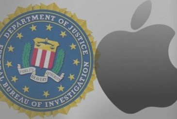 By the FBI messages of contempt toward Tim Cook and Apple