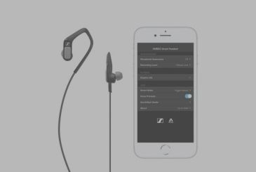 Sennheiser launches an exclusive version of the earphones AMBEO on the Apple Store