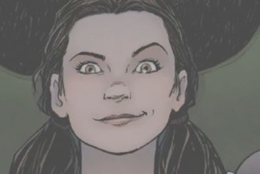 PREVIEW – BAO Publishing: Motor Girl Terry Moore