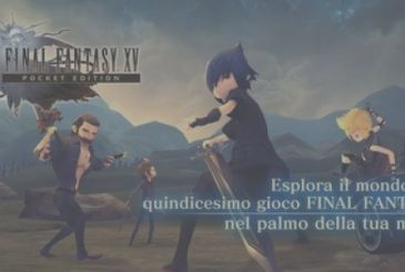 Final Fantasy XV-Pocket Edition is now available on the App Store [Video]