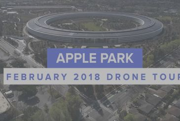 Apple Park: here is the status of the jobs in February [Video]