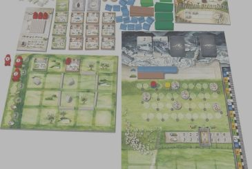 Lowlands: Z-Man Games announces a new board game between sheep and farms