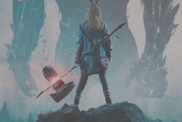 I Kill Giants: here's the official poster of the film based on the homonymous graphic novel
