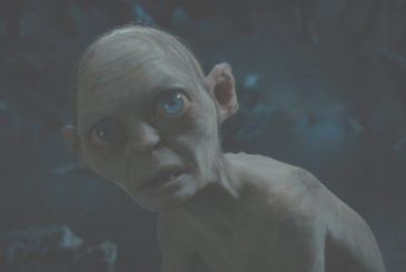 The Lord of the Rings:, Andy Serkis will not return to the interpretation of Gollum in the tv series