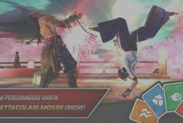TEKKEN arrives on the App Store: the famous game now on the iPhone and iPad! [Video]