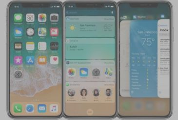 From April will be accepted only app compatible with the iPhone X