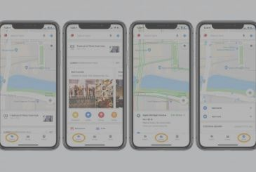 Here are all the news of Google Maps 4.45