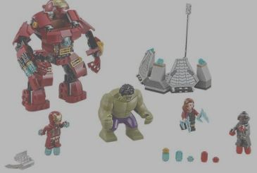 The Hulkbuster: Ultron Edition Lego everyone has been waiting for!