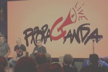 Gipi: the two shorts shown at Propaganda Live