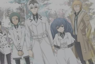 Tokyo Ghoul:re, the date of departure of the souls