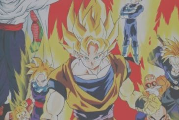 Dragon Ball coming in the box of the movie and the special by Yamato Video