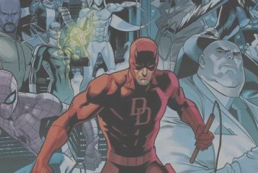 Marvel – Daredevil #600: Mike Perkins joins the designers