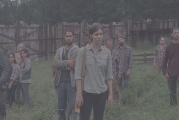 The Walking Dead: Maggie is condemned? Lauren Cohan in a new series of ABC