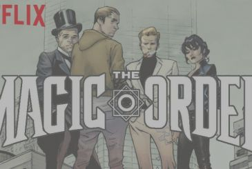 Comics Netflix will be published by Image Comics