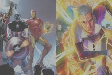 Marvel – mini-Series on Quicksilver, Avengers of Pichelli and the future series on the Thor and Ghost Rider