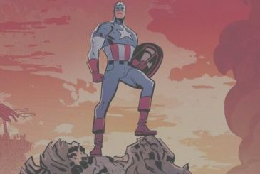 Chris Samnee leave the Marvel, Captain America starts over from #1?