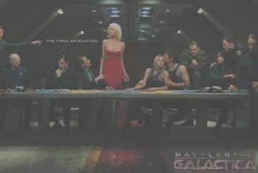 Battlestar Galactica: the movie is in phase of development