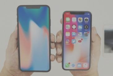 IPhone X-Plus, first pictures of the alleged panel by 6.5-inch – Rumor