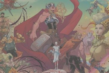 The Marvel – Russell Dauterman says goodbye to the Mighty Thor