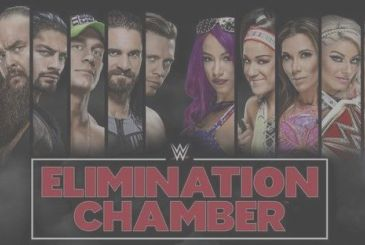 WWE Elimination Chamber: results of the Pay-Per-View