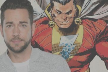 Shazam! – first look at the costume
