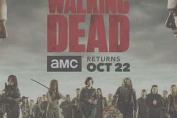 The Walking Dead: the drastic decline in audience share for the tv series