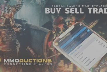 Mmoauctions: the gaming market safe and secure online debut on Kickstarter!