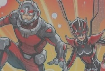 Marvel, Waid and Garron launch Ant-Man and the Wasp